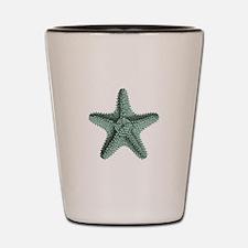 Vintage Starfish Shot Glass