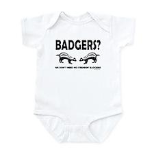 Steenkin' Badgers Infant Bodysuit
