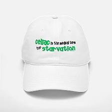 Celiac: Starvation 1 Baseball Baseball Cap