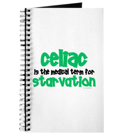 Celiac: Starvation 1 Journal