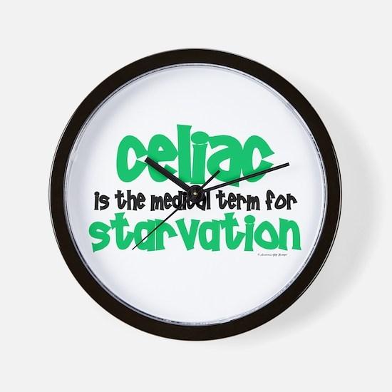 Celiac: Starvation 1 Wall Clock