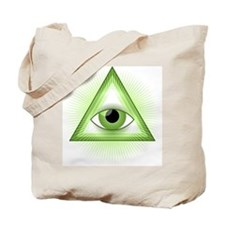 Illuminati Fan Club Tote Bag