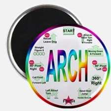 """ARCH 2.25"""" Magnet (10 pack)"""