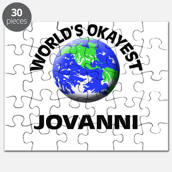 World's Okayest Jovanni Puzzle