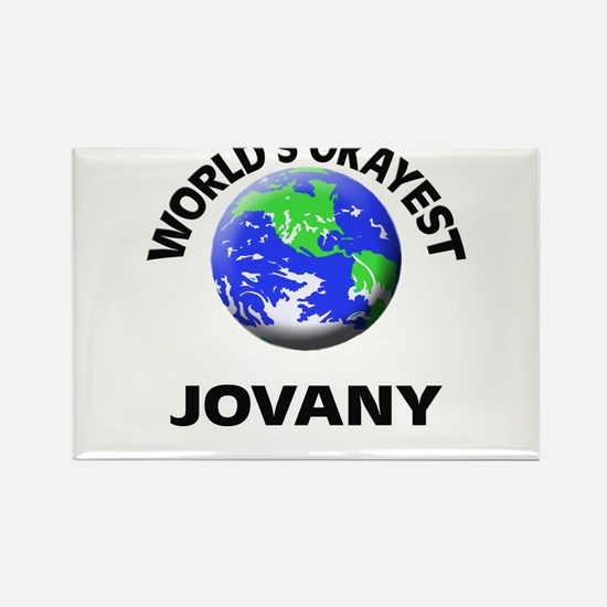 World's Okayest Jovany Magnets