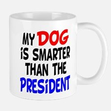 Dog Smarter Than-2 Mug