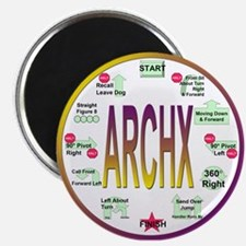 "ARCHX 2.25"" Magnet (10 pack)"