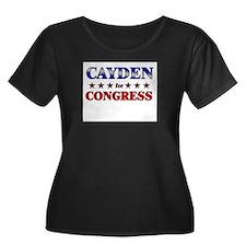CAYDEN for congress T