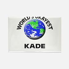 World's Okayest Kade Magnets