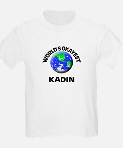 World's Okayest Kadin T-Shirt