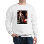 Accolade / Std Poodle(b) Sweatshirt