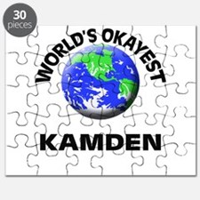 World's Okayest Kamden Puzzle