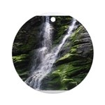Waterfall Ornament (Round)