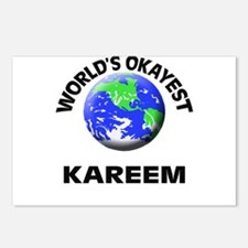 World's Okayest Kareem Postcards (Package of 8)