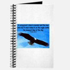 EAGLE QUOTE Journal