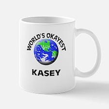 World's Okayest Kasey Mugs