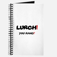 LURCH - YOU RANG Journal