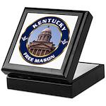 Kentucky Freemason Keepsake Box