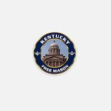 Kentucky Freemason Mini Button
