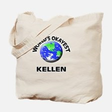 World's Okayest Kellen Tote Bag