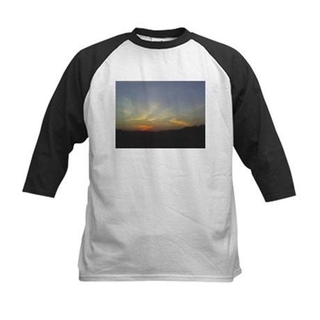 Sunset Kids Baseball Jersey