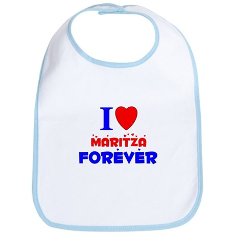I Love Maritza Forever - Bib