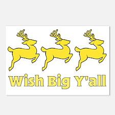 Deer Wish Big Postcards (Package of 8)