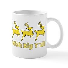 Deer Wish Big Small Mug