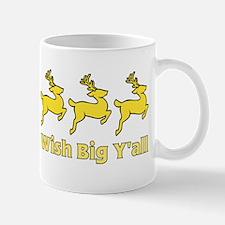Deer Wish Big Small Small Mug