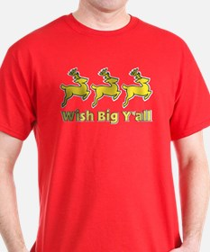 Deer Wish Big T-Shirt