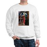 Tristan / Std Poodle(blk) Sweatshirt