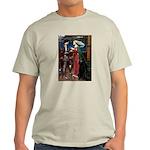 Tristan / Std Poodle(blk) Light T-Shirt