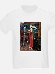 Tristan / Std Poodle(blk) T-Shirt