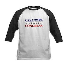 CASANDRA for congress Tee