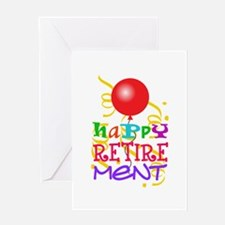 Happy Retirement Greeting Cards