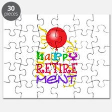Happy Retirement Puzzle
