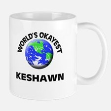 World's Okayest Keshawn Mugs