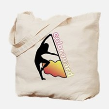 Colorguard Flag Tote Bag