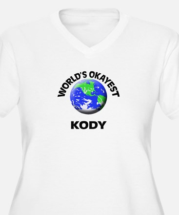 World's Okayest Kody Plus Size T-Shirt