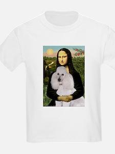 Mona / Std Poodle(w) T-Shirt