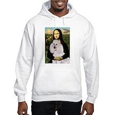 Mona / Std Poodle(w) Hoodie