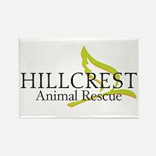 Hillcrest Animal Rescue Rectangle Magnet