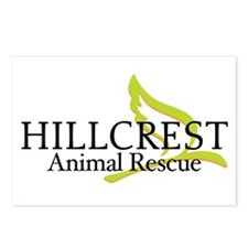 Hillcrest Animal Rescue Postcards (Package of 8)