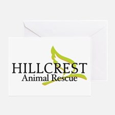 Hillcrest Animal Rescue Greeting Card