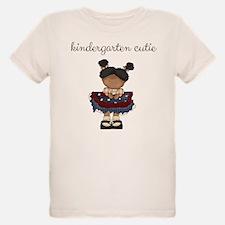 African American Kindergarten T-Shirt