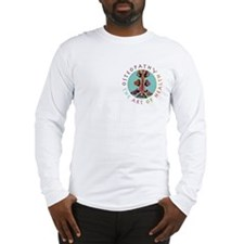 Osteopathy-Art of Health Long Sleeve T-Shirt