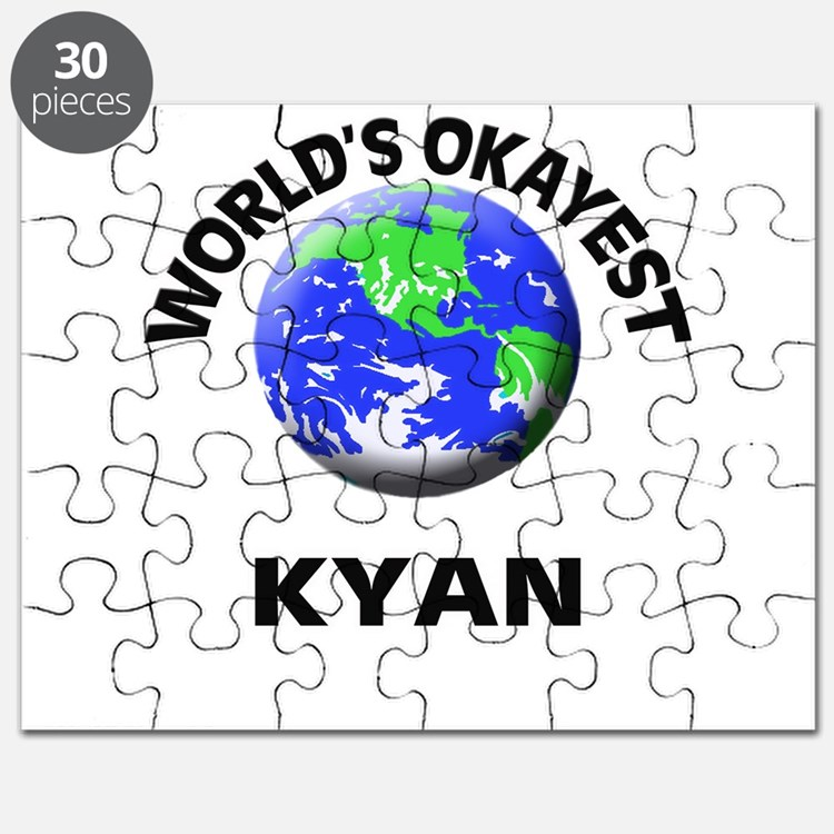 World's Okayest Kyan Puzzle