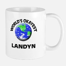 World's Okayest Landyn Mugs