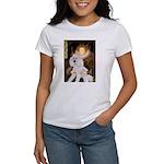 Queen / Std Poodle(w) Women's T-Shirt