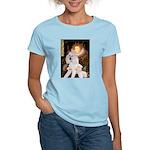 Queen / Std Poodle(w) Women's Light T-Shirt